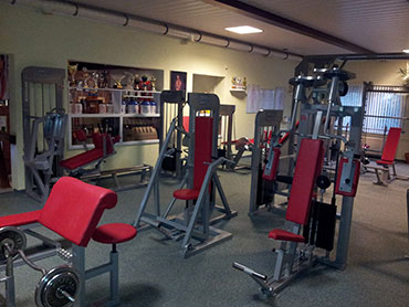Fitnesstraining Athletic Gym Magdeburg
